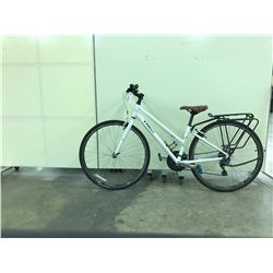 WHITE TREK 21 SPEED LADIES ROAD BIKE