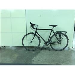 BLACK AVIS AURORA  21 SPEED ROAD BIKE