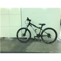 BLACK NORCO CHARGER FRONT SUSPENSION 21 SPEED MOUNTAIN BIKE