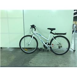 WHITE NEXT LADIES 1 SPEED MOUNTAIN BIKE