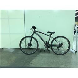 GREY DIADORA ROMA FRONT SUSPENSION 21 SPEED MOUNTAIN BIKE