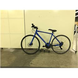 BLUE CCM VECTOR 21 SPEED ROAD BIKE