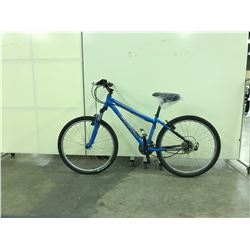 BLUE NORCO FRONT SUSPENSION 21 SPEED MOUNTAIN BIKE
