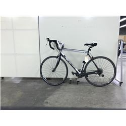 GREY AND WHITE OPUS FIDELIO 21 SPEED RACING BIKE