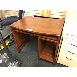 """CHERRY 36"""" COMPUTER TABLE"""