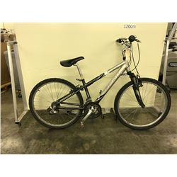 GREY TREK 21 SPEED FRONT SUSPENSION MOUNTAIN BIKE