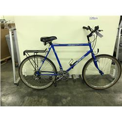 BLUE BRC TRAIL BLAZER 18 SPEED MOUNTAIN BIKE