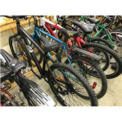 LOT OF 5 MISC BIKES
