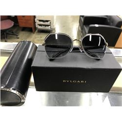 BVLGARI LADIES HIGH FASHION SUN GLASSES  (AUTHENTICITY NOT VERIFIED)