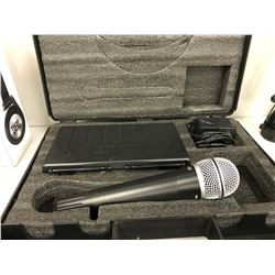 SAMSUNG STAGE 55 TRUE DIVERSITY WIRELESS MICROPHONE SYSTEM
