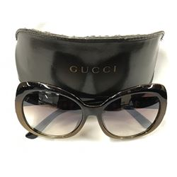 GUCCI SUNGLASSES  (AUTHENTICITY NOT VERIFIED)