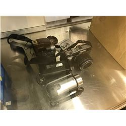 LOT OF 4 MISC. CAMERAS