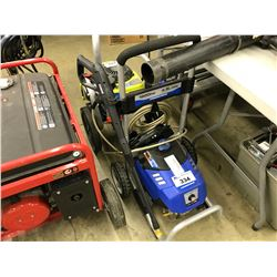 POWERSTROKE 1900 PSI ELECTRIC PRESSURE WASHER