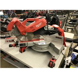 MILWAUKEE COMPOUND SLIDING MITRE SAW