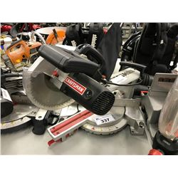 CRAFTSMAN SLIDING COMPOUND MITRE SAW