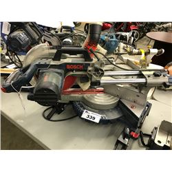 BOSCH 4405 SLIDING COMPOUND MITRE SAW