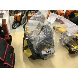 DEWALT DRILL, CIRCULAR SAW AND RECIPROCATING SAW