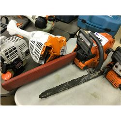 HUSQVARNA MODEL 545 GAS POWERED CHAIN SAW