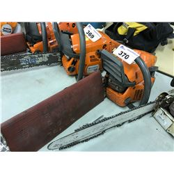 HUSQVARNA MODEL 340 GAS POWERED CHAIN SAW