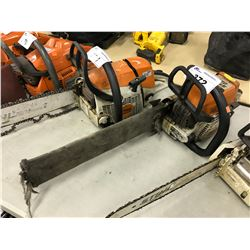 STIHL MODEL 026 GAS POWERED CHAIN SAW