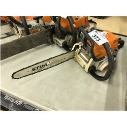 STIHL MODEL MS 180C GAS POWERED CHAIN SAW