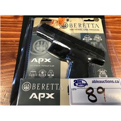 APX BERETTA .177 BB GUN