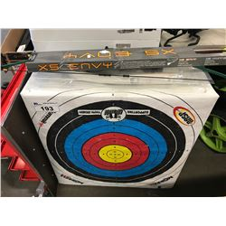 ARCHERY TARGET, SMALL BOW & BUILD-A-BOW, X5 ENVY ARROWS