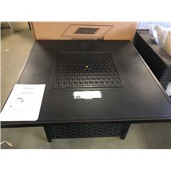 NEW PARAMOUNT 50,000 BTU OUTDOOR FIRE PIT TABLE MODEL FP-338