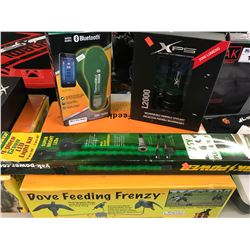 XPS L2000 FLASHLIGHT, DOVE FEEDING FRENZY, LED LIGHT KIT, THERMACELL HEATED INSOLES