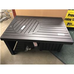NEW PARAMOUNT 50,000 BTU OUTDOOR FIRE PIT TABLE