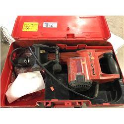 HILTI TP800 CHISELLING HAMMER & CASE