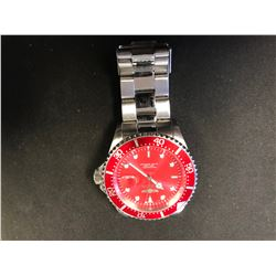 MEN'S INVICTA WATCH (AUTHENTICITY NOT VERIFIED)