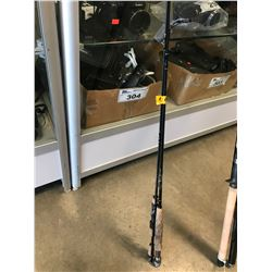2 ASSORTED RODS (FOR PARTS & REPAIR)