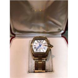 Cartier Watch in 18K Yellow Golden
