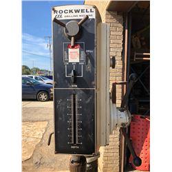 Rockwell Drill Press Model# EFI-2T