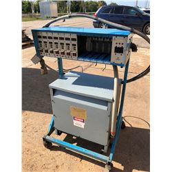 Mold Injection Heat Controller