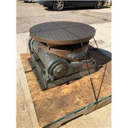 """24"""" Tilting Precision Rotary Table"""