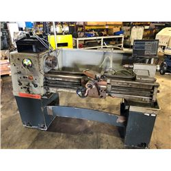 """Clausing Colchester 13"""" Lathe w/DRO"""