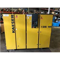 KAESER DS 141 Rotary Screw Air Compressor