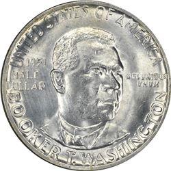 Set of (3) Raw 50¢ Commemoratives. MS-64-66.