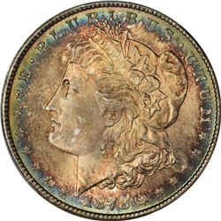 1878-CC Morgan $1. MS-66+ PCGS.