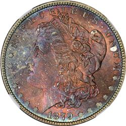 1879 Morgan $1. MS-66 NGC.