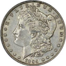 1894 Morgan $1. AU-53 PCGS.
