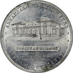 California. San Francisco. 1915 Panama-Pacific International Exposition SC$1. Arkansas Exposition Fu