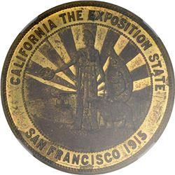 California. San Francisco. 1915 Panama-Pacific International Exposition SC$1. Tower of Jewels. HK-41