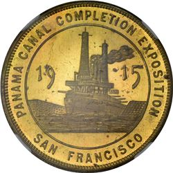 California. San Francisco. 1915 Panama-Pacific International Exposition SC$1. Tower of Jewels. HK-41