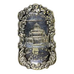 Illinois. Chicago. 1892-1893 World's Columbian Exposition. Administration Building – Columbian Fair