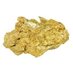 Amazing & Beautiful Crystallite Gold Nugget. Nugget. Nevada. Round Mountain. 3.95 Oz.