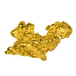 Hefty Australian Gold Nugget 3.02 Troy Oz. Gold Nugget. Australia. 3.02 Troy Oz.