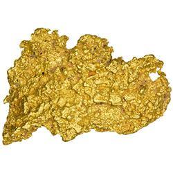 Large Australian Gold Nugget. Gold Nugget. Australia. 1.82 Troy Oz